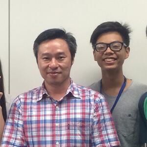 Chien Wen Chen