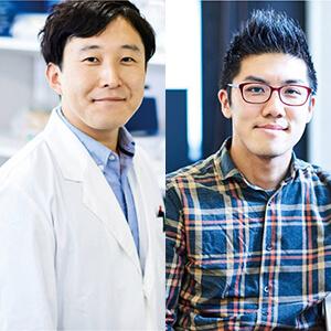 Manabu Nishio & Ryo Yamada